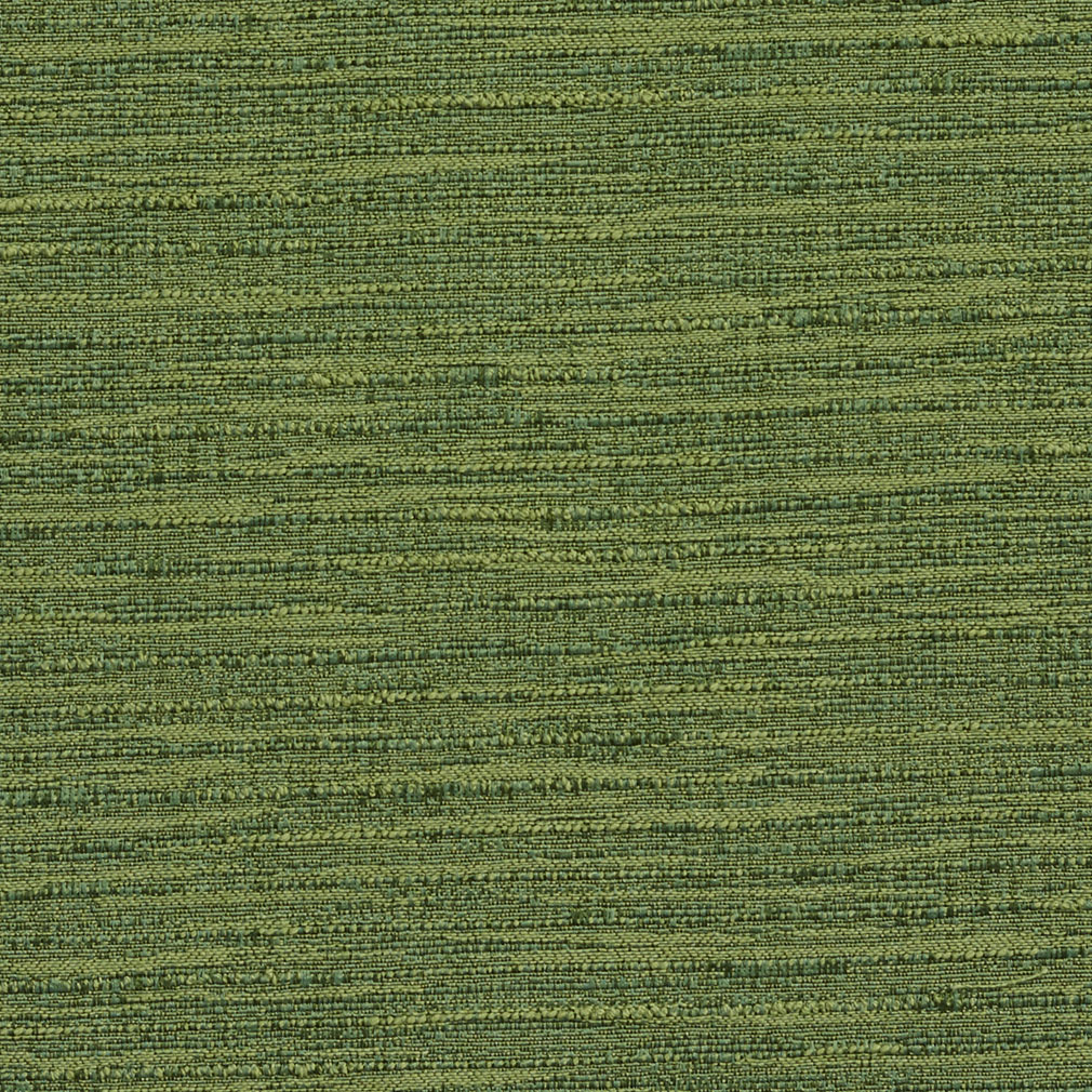 Dark Green Tweed Textured Damask Or Jacquard Upholstery Fabric