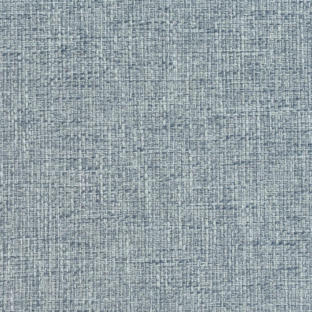 Sterling Light Blue Plain Tweed Upholstery Fabric