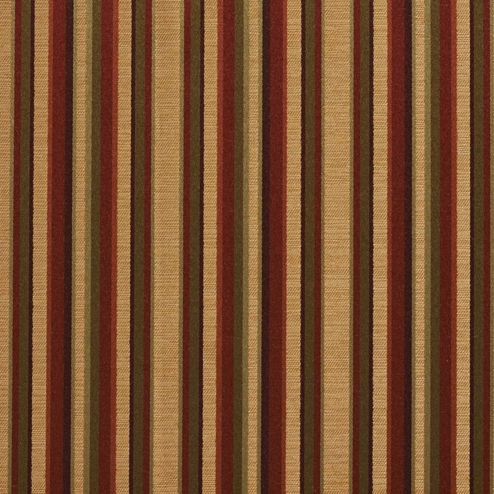 Beige And Burgundy Small Scale Stripe Pattern Damask