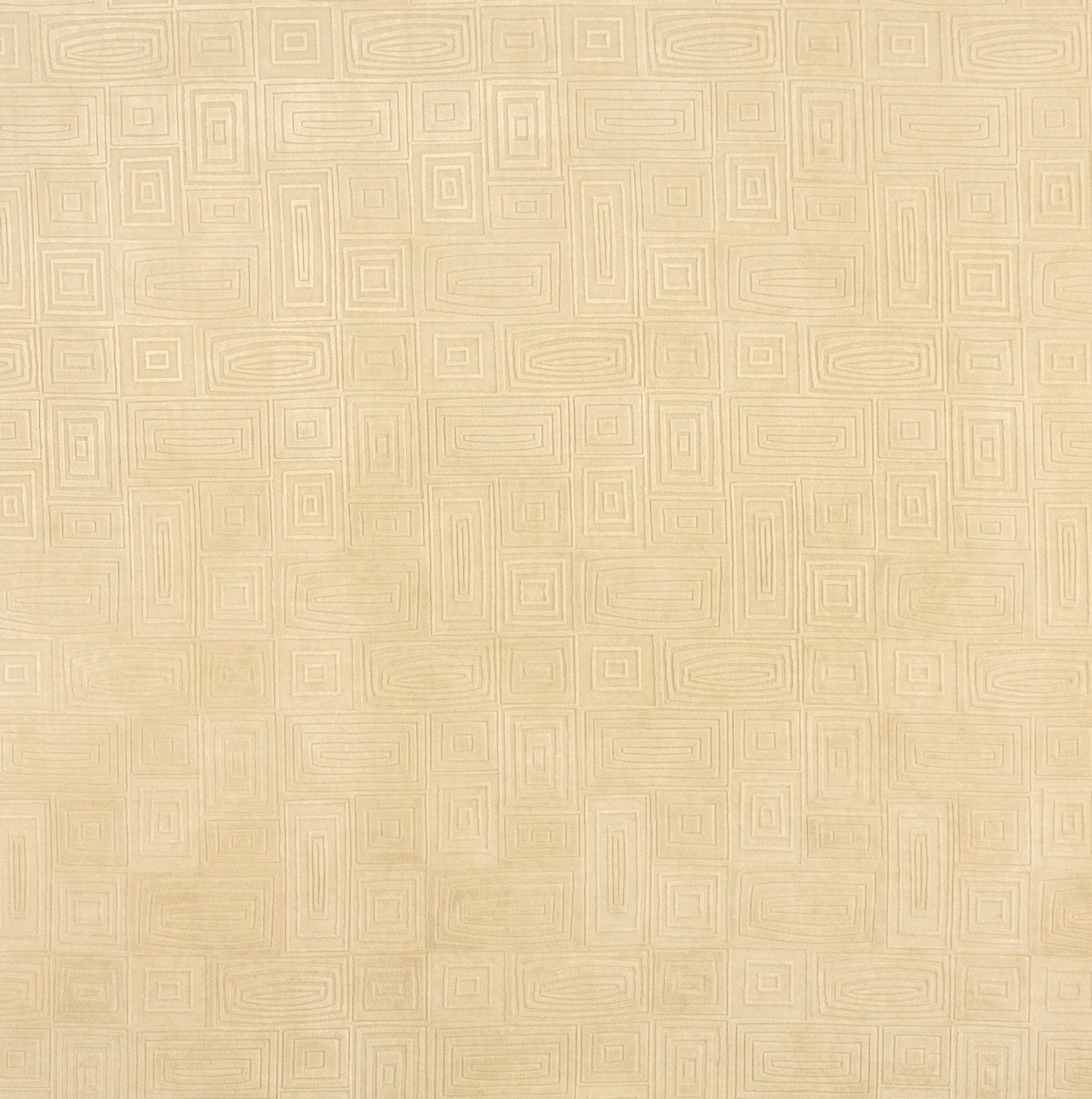 cream beige and white abstract square collage microfiber upholstery fabric. Black Bedroom Furniture Sets. Home Design Ideas