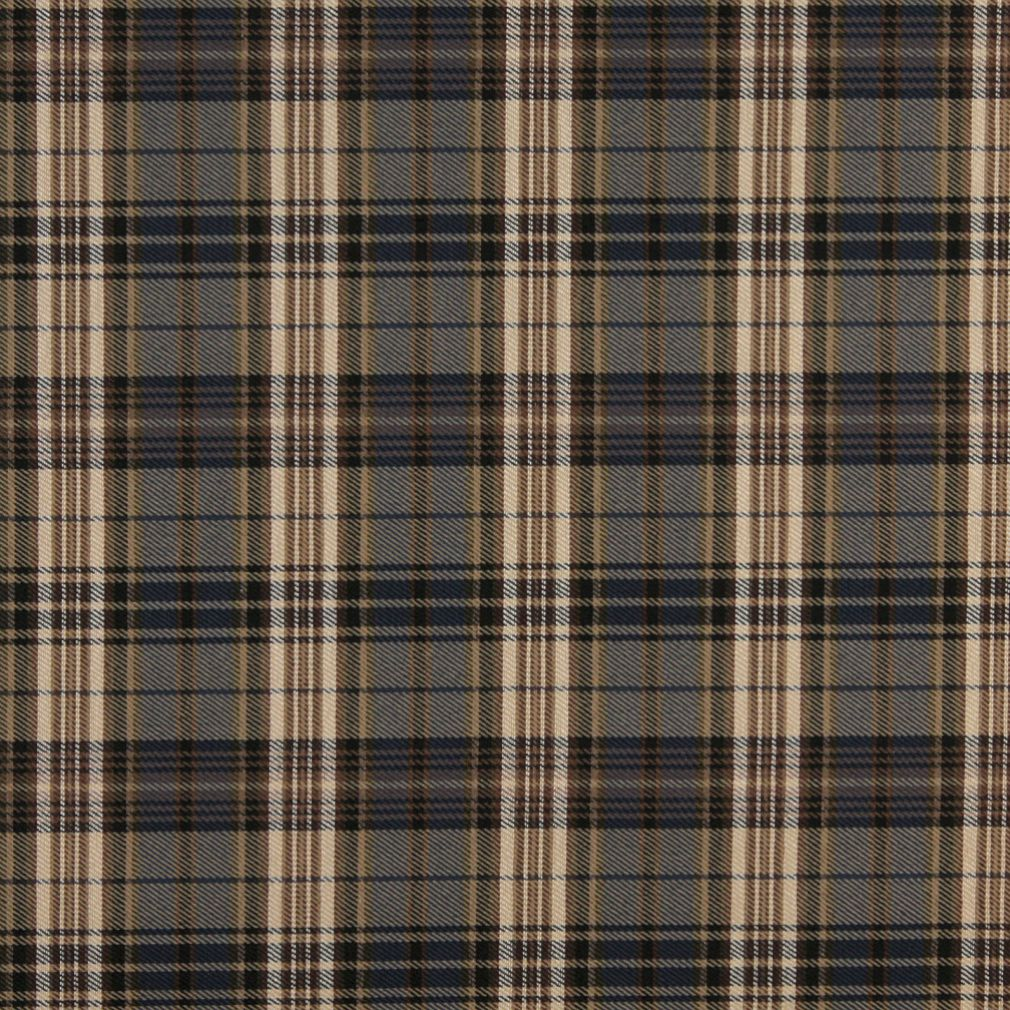 cambridge beige and brown plaid country cabin damask upholstery fabric. Black Bedroom Furniture Sets. Home Design Ideas