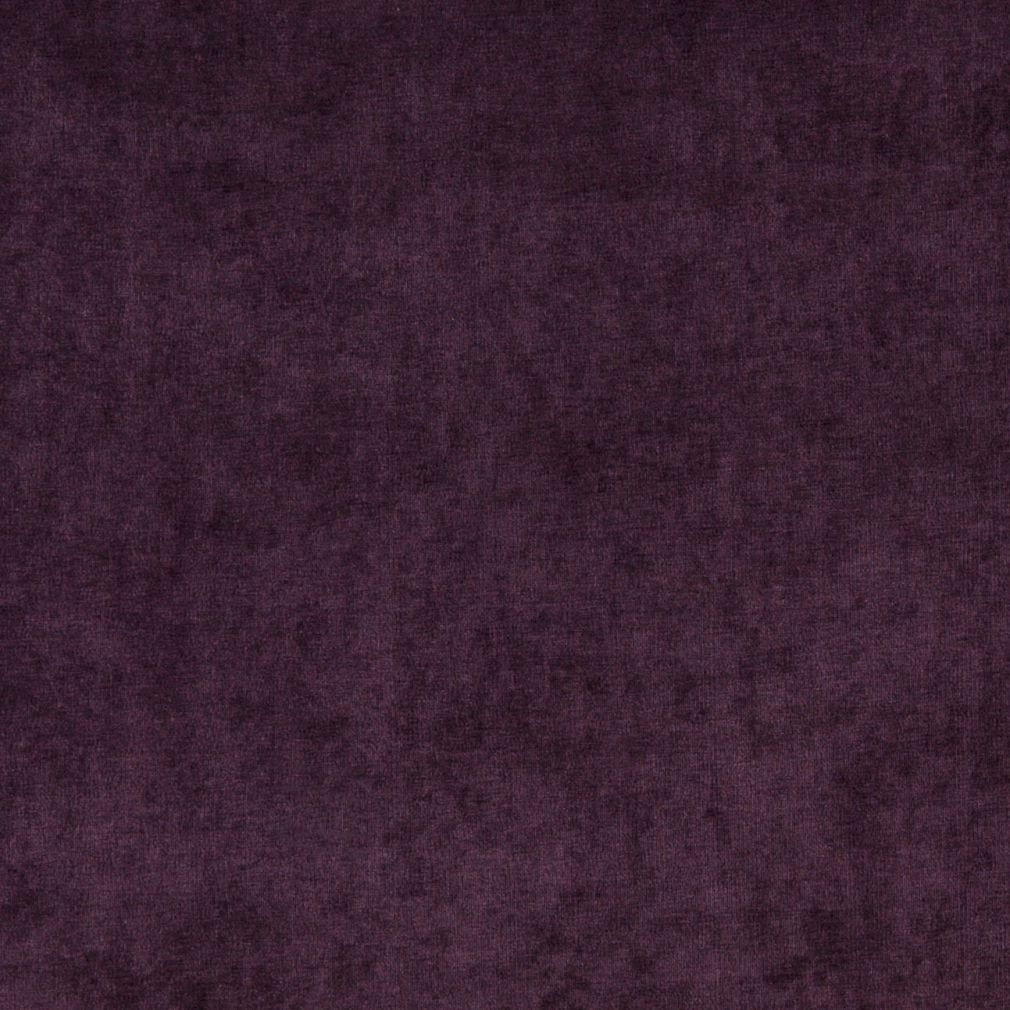Plum Lilac Purple Solid Plush Velvet Upholstery Fabric