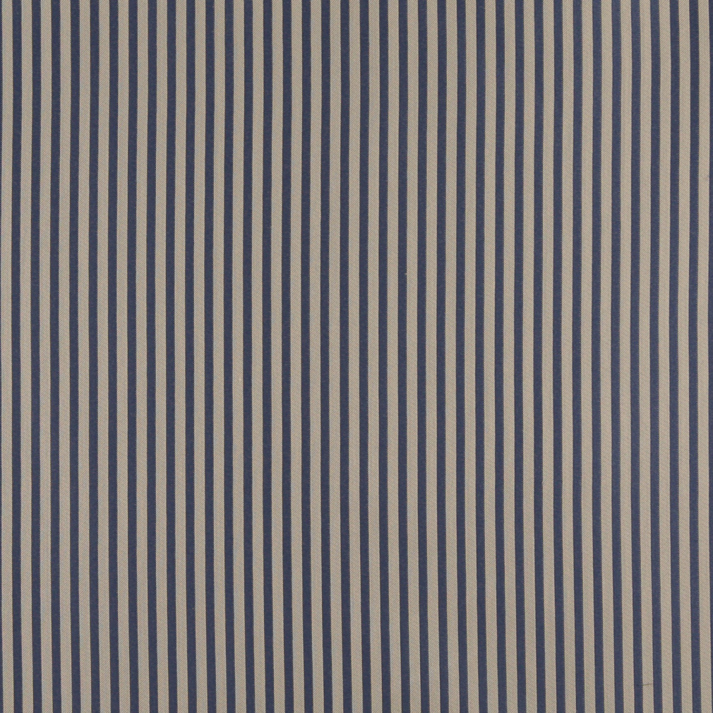 wedgewood beige and blue small stripe contemporary upholstery fabric. Black Bedroom Furniture Sets. Home Design Ideas