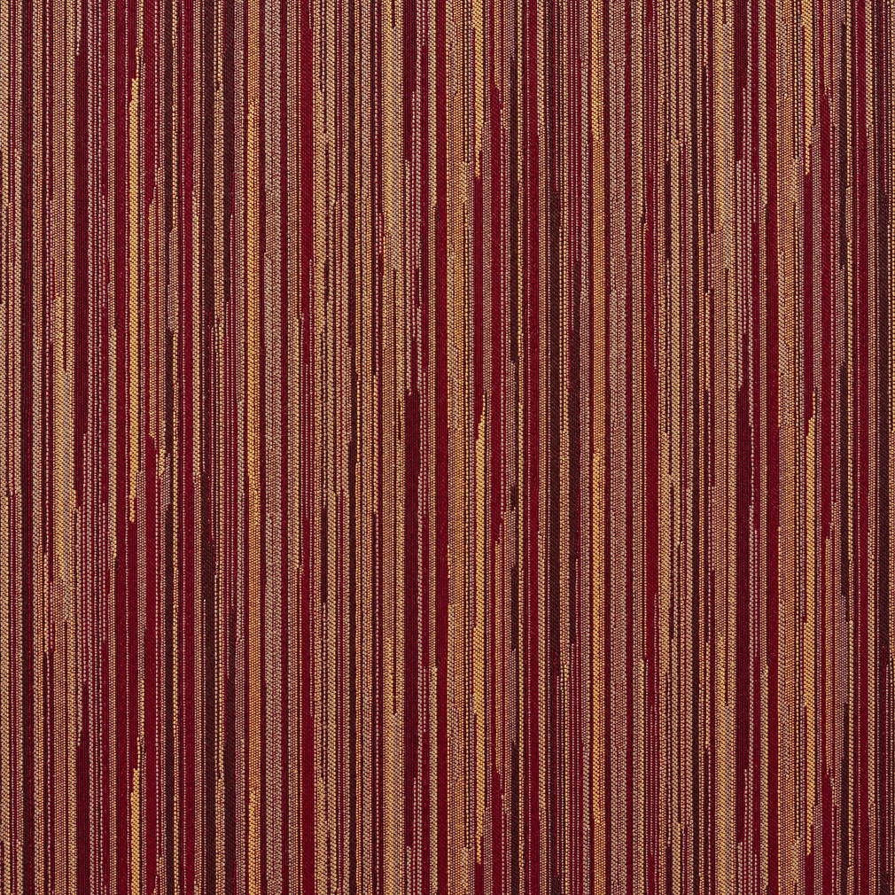 Brown And Burgundy Red Tan Beige Stripe Wood Contemporary