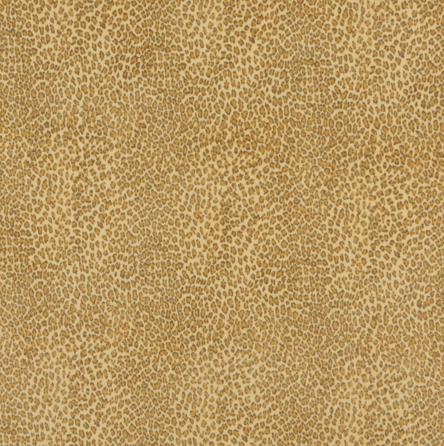 Buttercup beige and gold leopard faux animal print for Designer animal print fabric