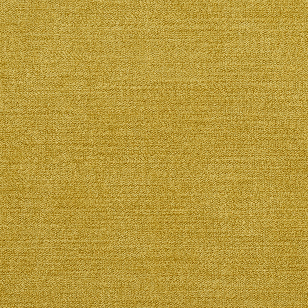 Mustard Yellow Plain Crypton Stain And Abrasion Resistance