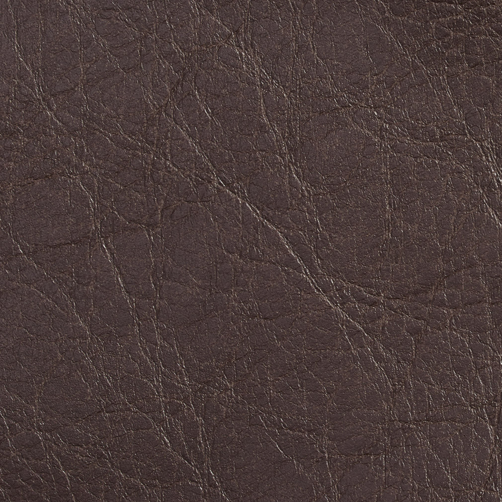 Coffee Brown Distressed Plain Breathable Leather Texture