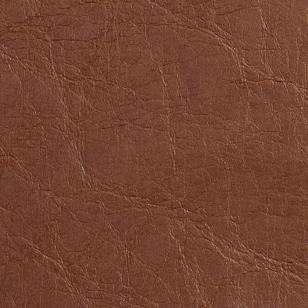 Mahogany Brown Distressed Plain Breathable Leather Texture