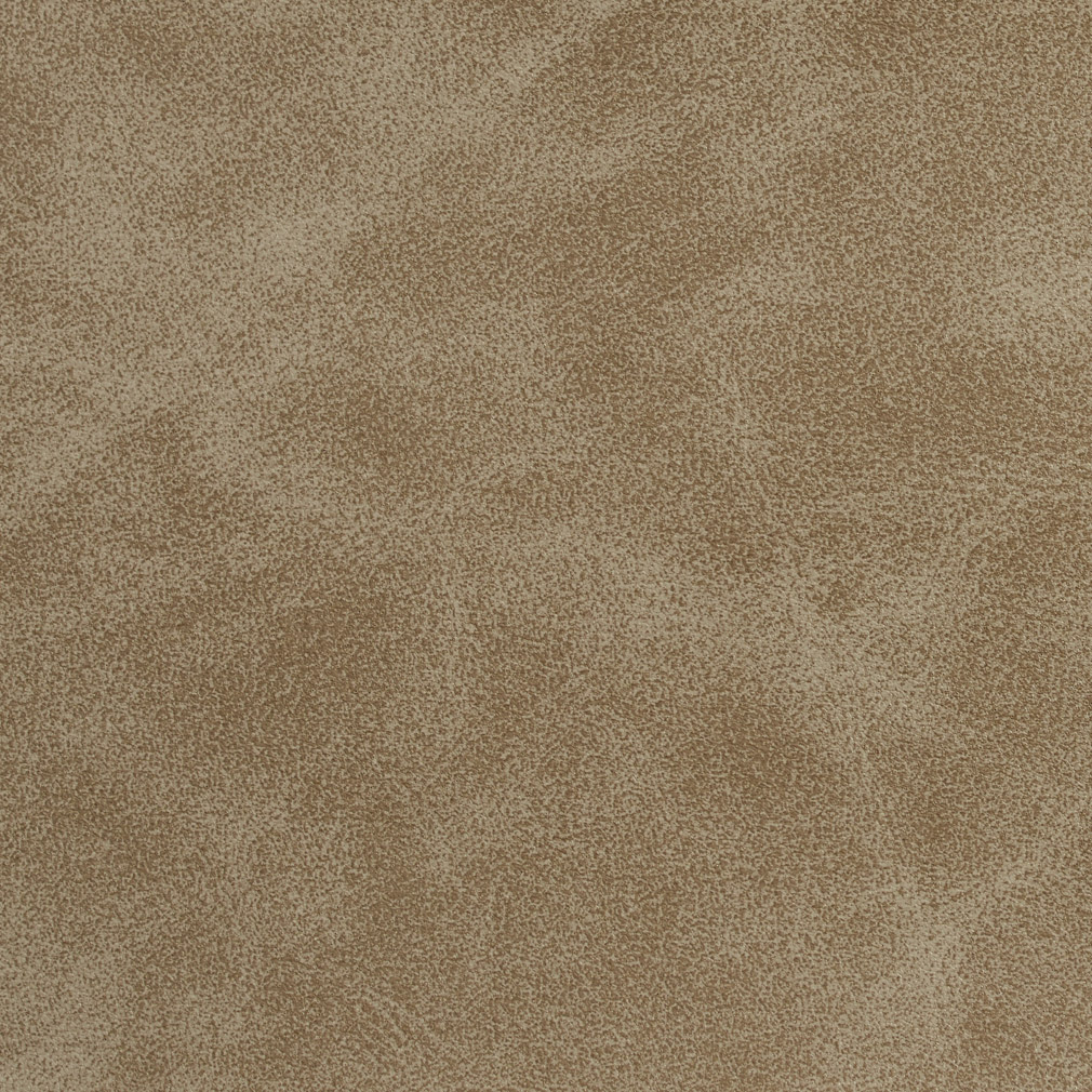 Mushroom Beige Distressed Plain Breathable Leather Texture Upholstery Fabric