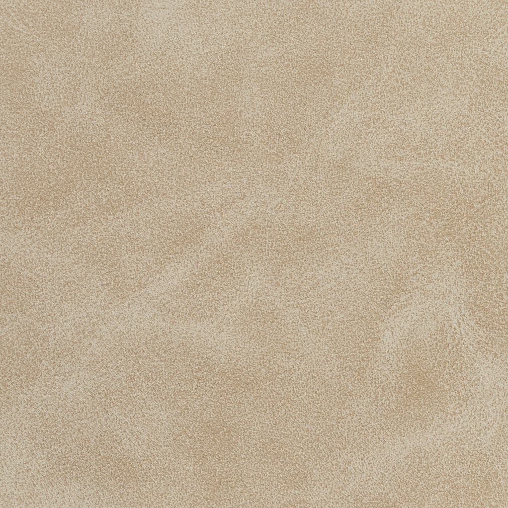 Sand Beige And White Distressed Plain Breathable Leather