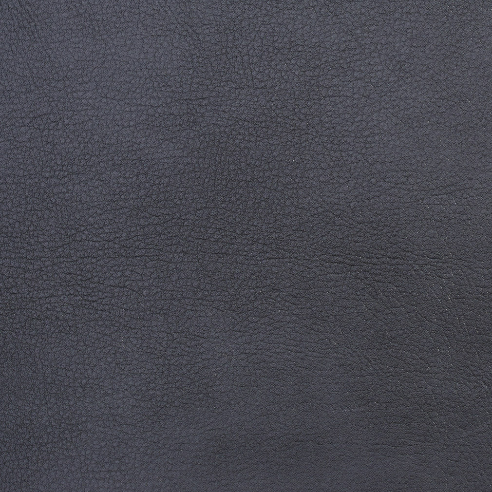Slate Gray Plain Breathable Leather Texture Upholstery Fabric