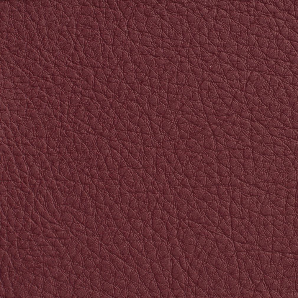 Wine burgundy red leather grain indoor outdoor 30oz virgin for Red leather fabric