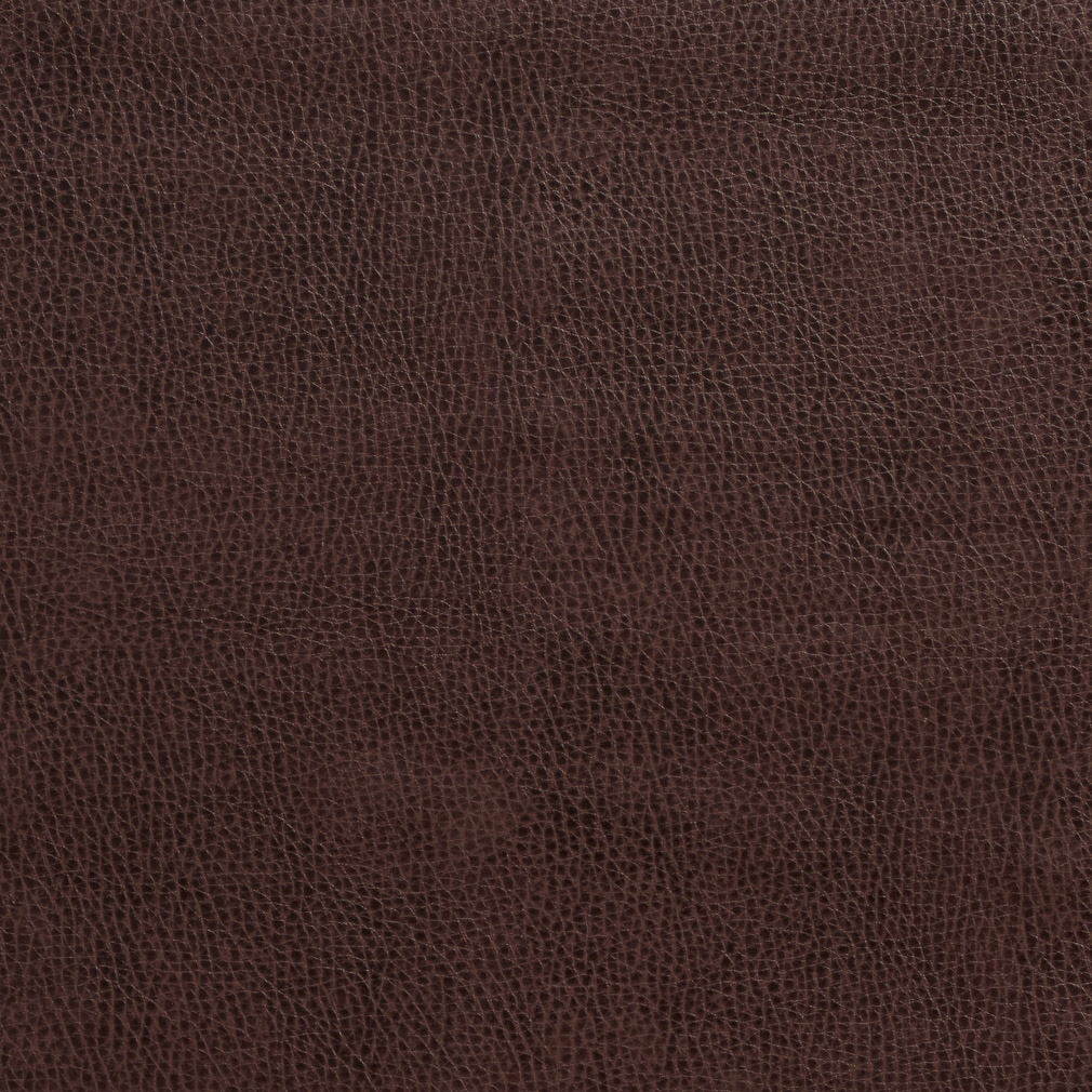Dark Coffee Brown Animal Hide Texture Plain Recycled