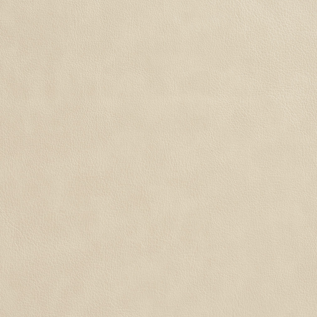 oyster beige and white leather hide grain vinyl upholstery fabric