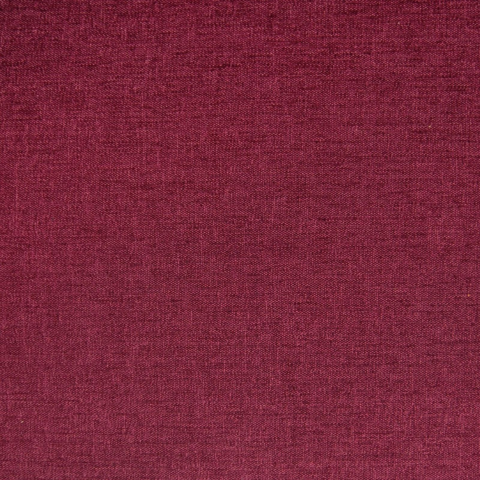 Pink Red And Pink Solid Chenille Upholstery Fabric