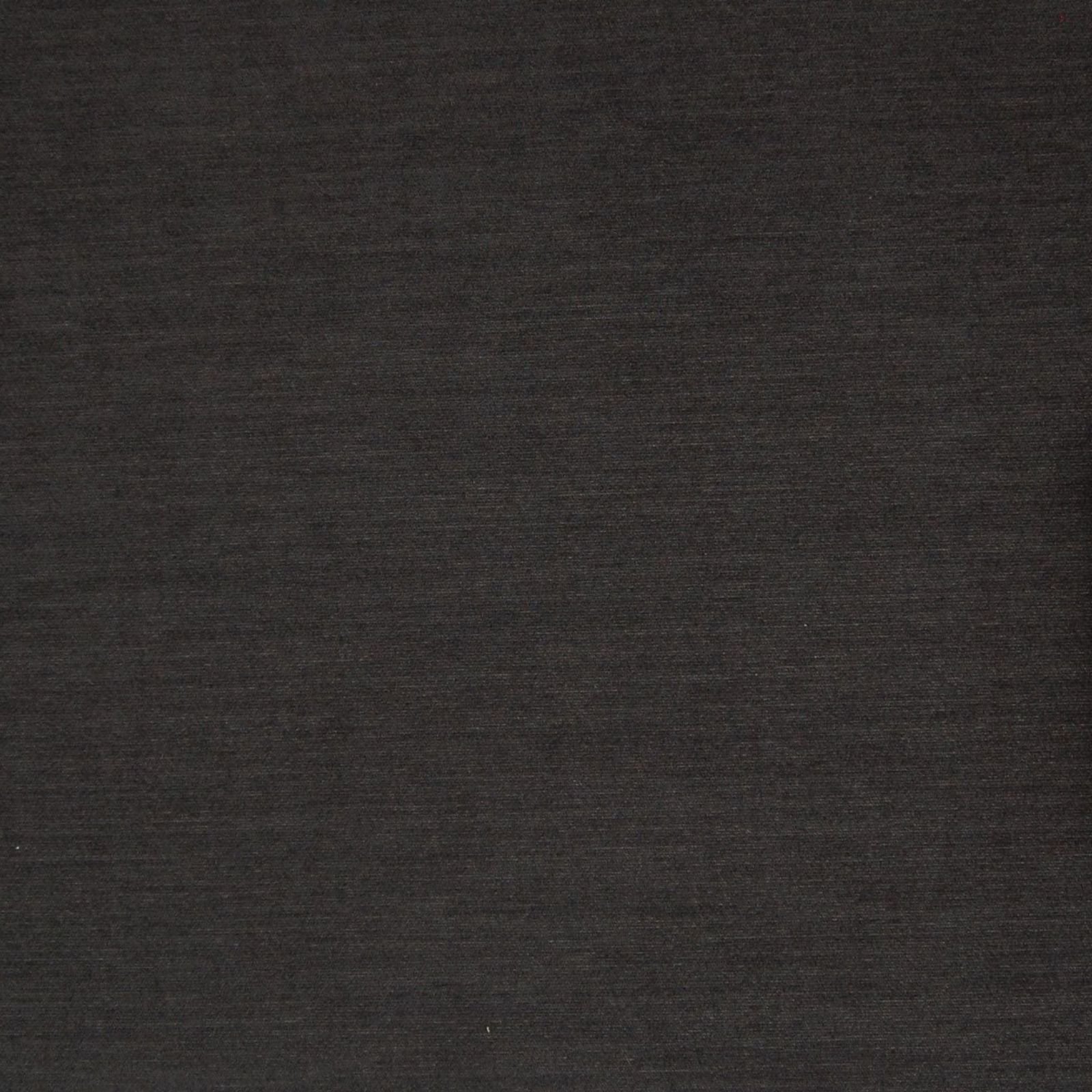 Charcoal Gray And Black Solid Velvet Upholstery Fabric
