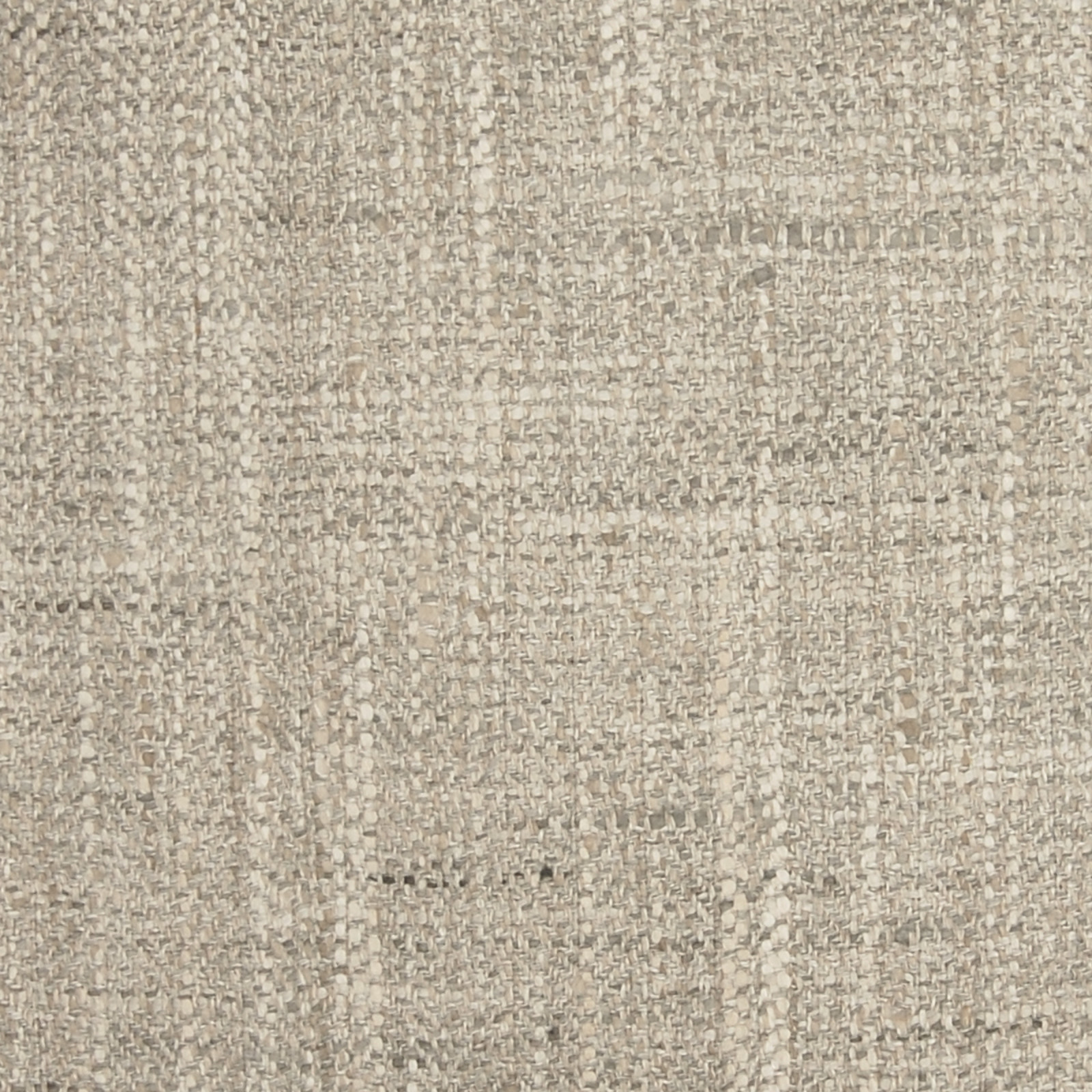 Moonstone Gray And Neutral Herringbone Faux Linen