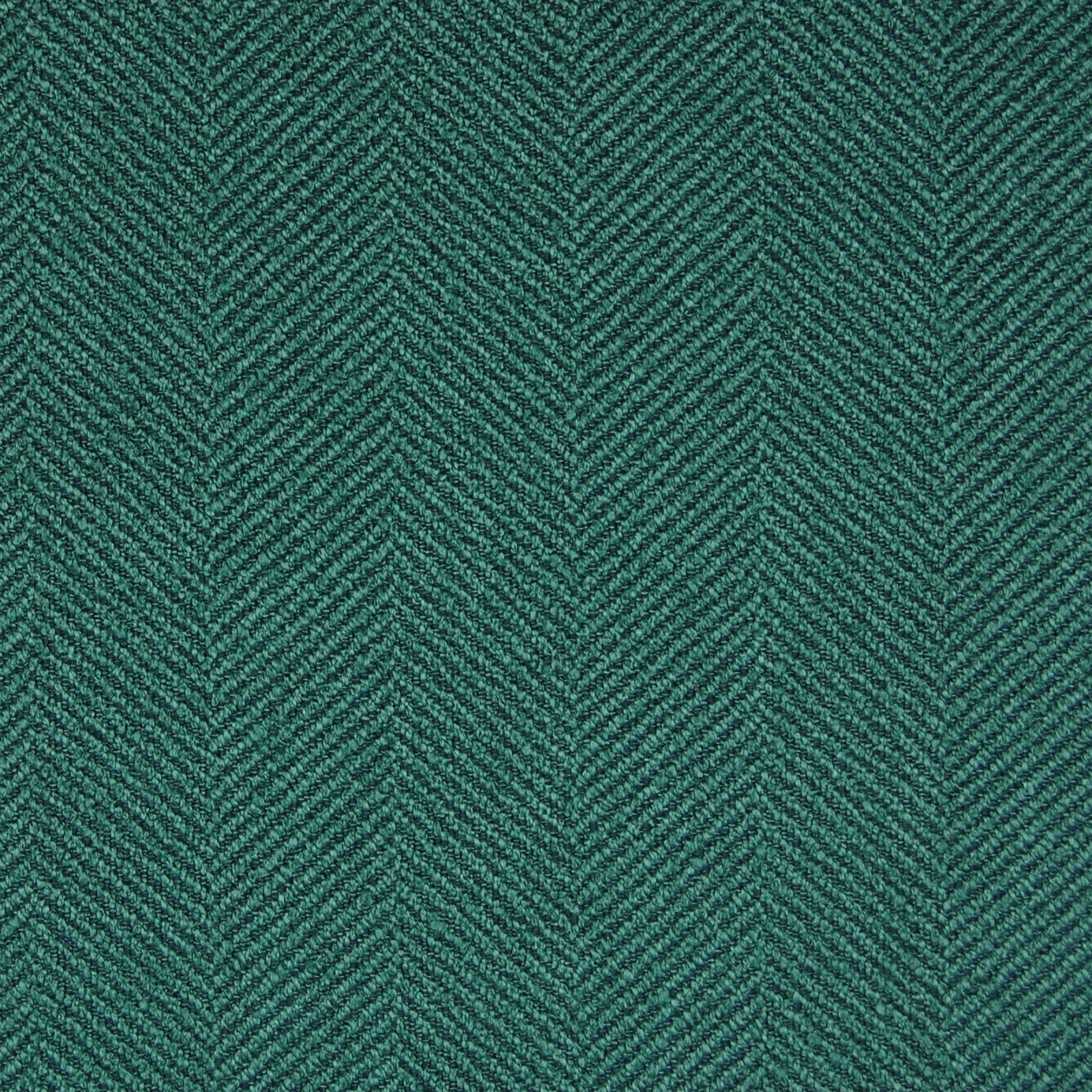 Teal Blue And Teal Herringbone Made In Usa Upholstery Fabric