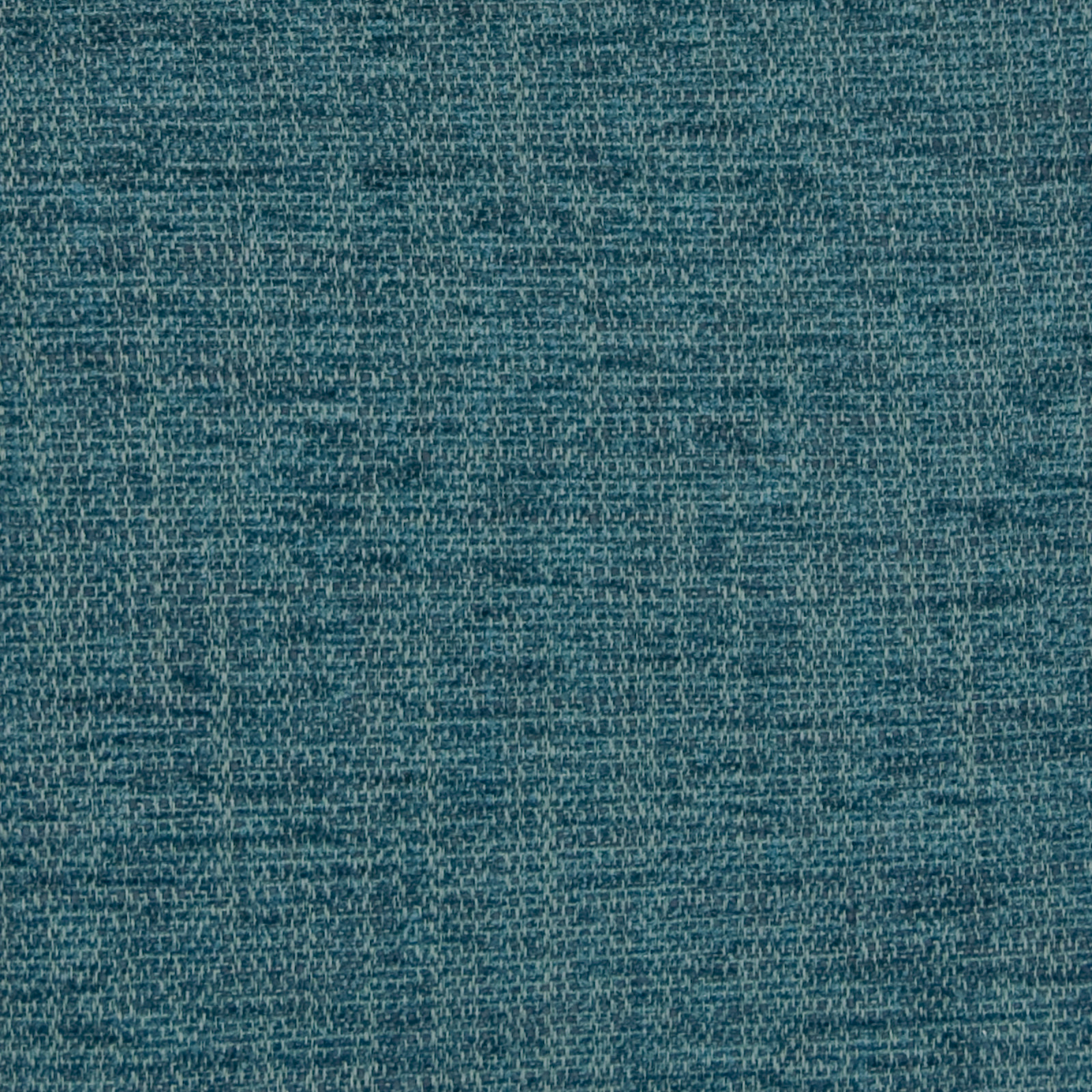 Teal Blue And Teal Solid Chenille Upholstery Fabric