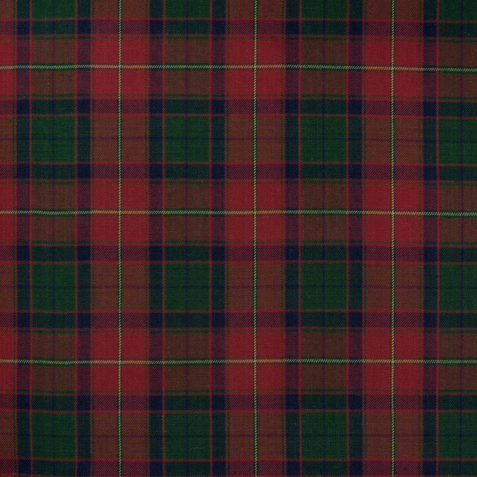Chianti Red Plaid Woven Upholstery Fabric