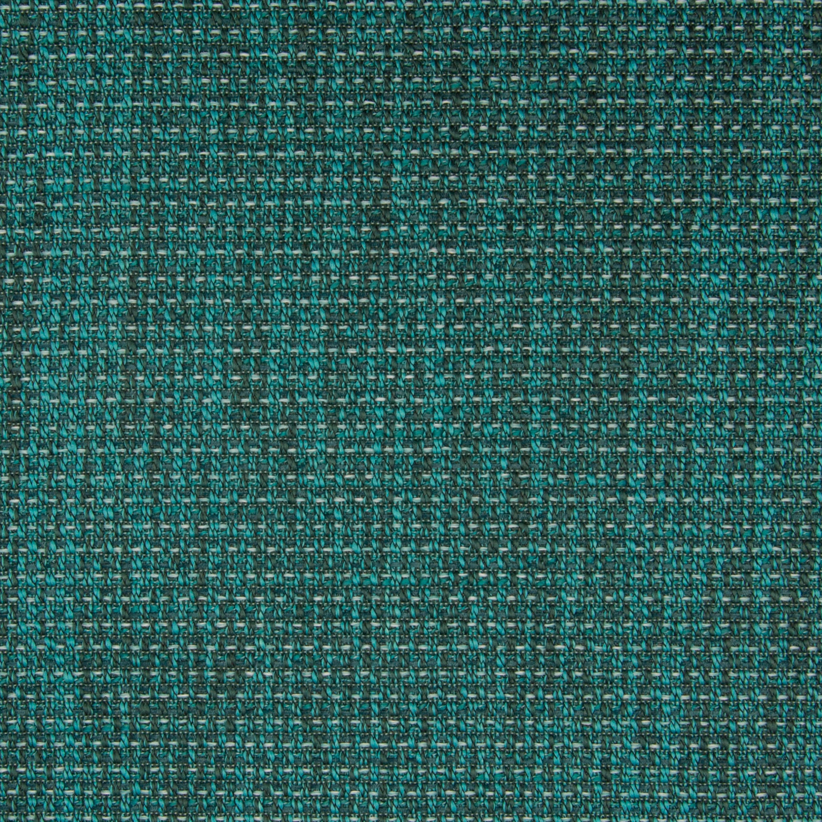 Turquoise Teal And Blue Solid Woven Upholstery Fabric