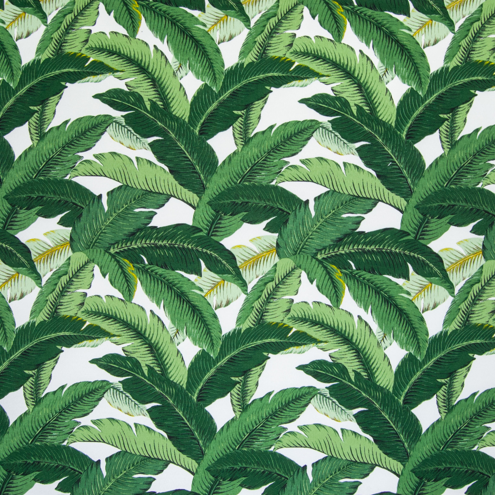 Emerald Green Beach Woven Upholstery Fabric