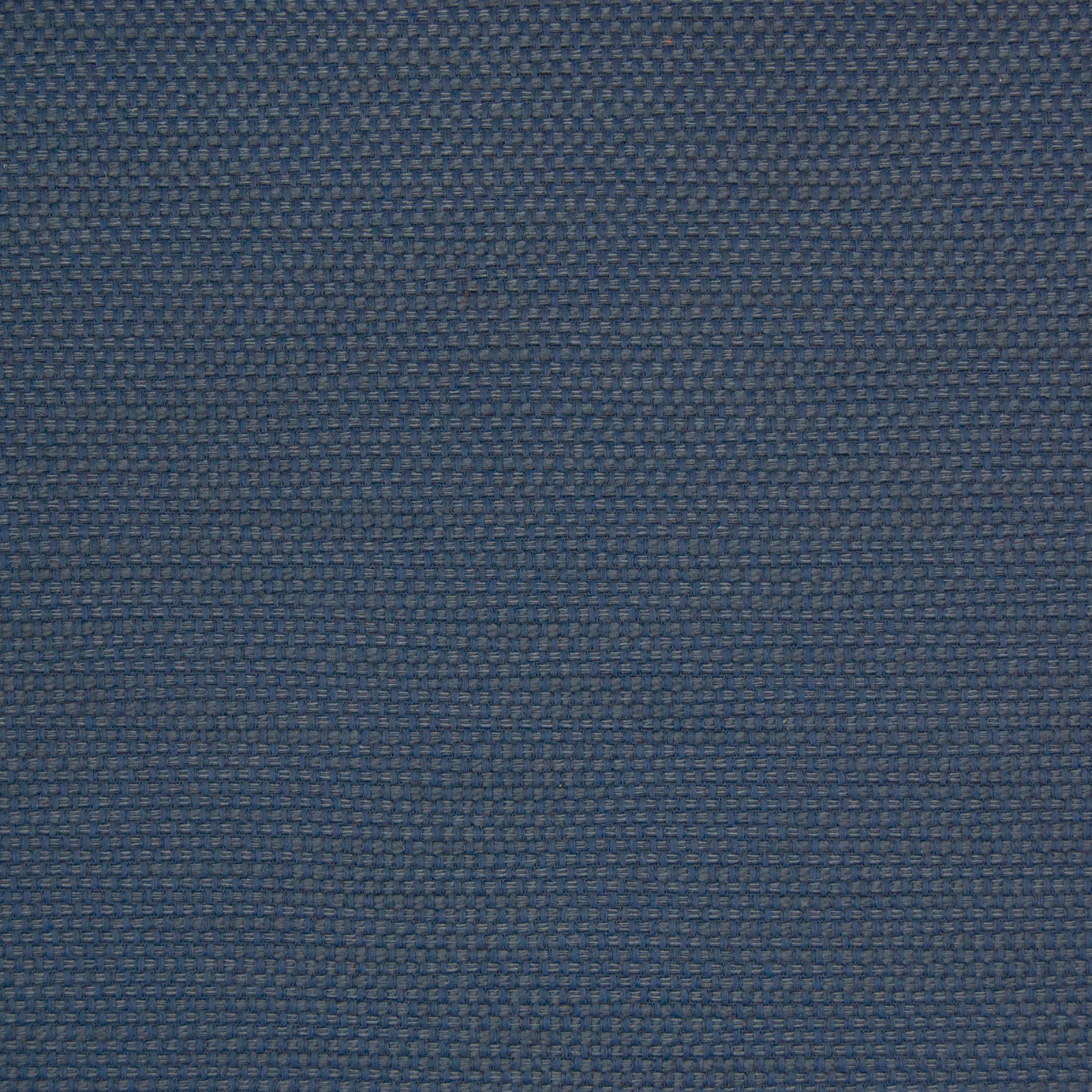 Classic Navy Blue Solid Woven Upholstery Fabric
