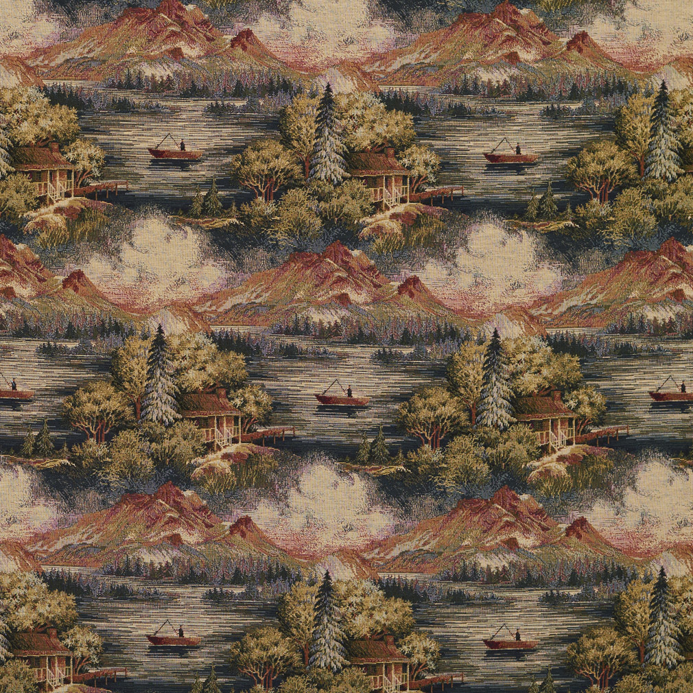 Black Mountain Tapestry